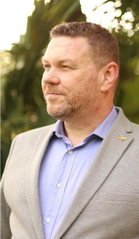 Simon Houghton (Keynote Speaker)