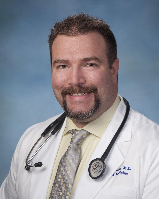 John Showalter, MD, MSIS,